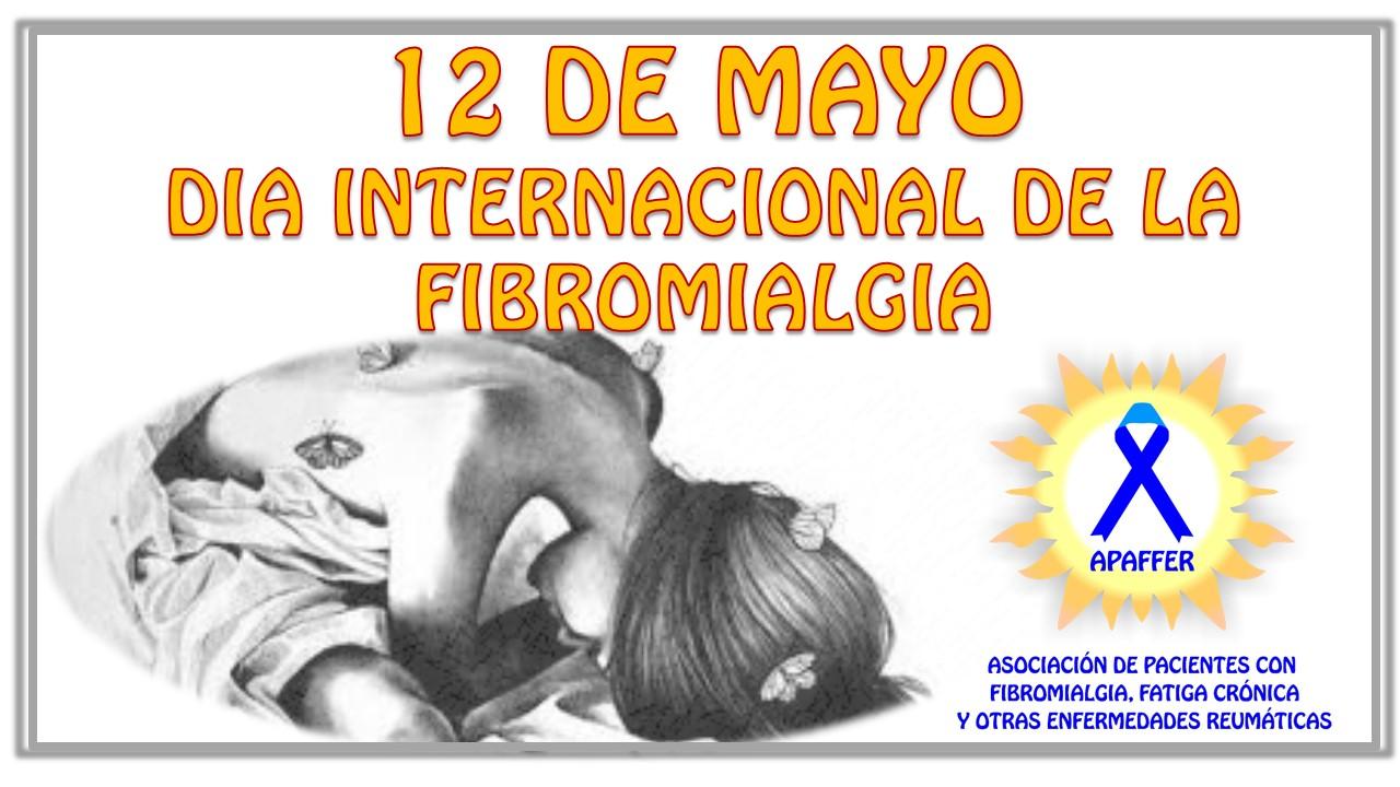 Lee más sobre el artículo 12 de mayo 2021-Día de la Fibromialgia
